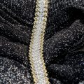 Bracciale bicolore in argento