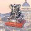 Fontana delle Tartarughe a Piazza Mattei, Roma