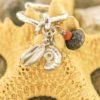 Anello in argento con nodo