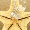 Anello in argento con conchiglie